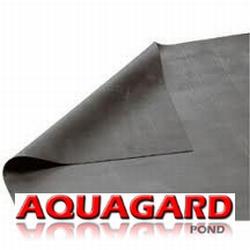 Aquagard EPDM vijverfolie 1,15mm dik 4,05 meter breed