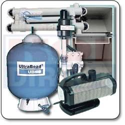 Beadfilter set Ultrabead 100/Ultrasieve3