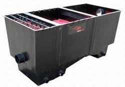 Sansai / Aquasilver 25000 vijverfilter Leeg