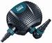 Aquaforte O Plus 6500 vijverpomp 12 volt