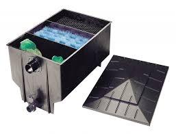 3 Kamerfilter vijverfilters