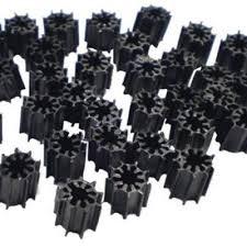 Plastic filtermedium